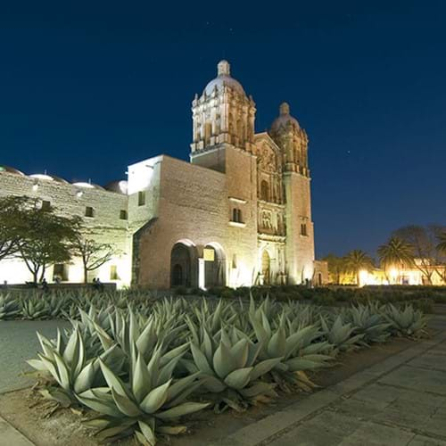 Photo of Templo de Santo Domingo in Oaxaca, Mexico
