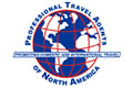 Professional Travel Agents of North America logo